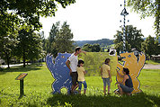 Family holidays at the Bavarian Forest National Park